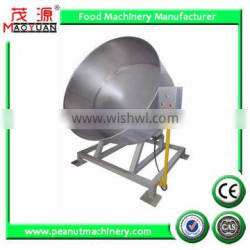 Hot sale commercial coated maize making machine with CE,ISO9001