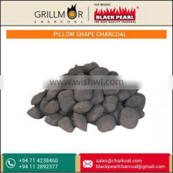 Bulk Supplier Pillow Shape Charcoal for Factory use