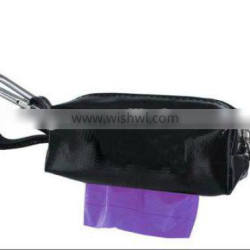 Offering wholesale dog poop bag carries from China factory (D6781)