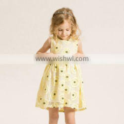 guangzhou dorissacn Breathable snow white dress Baptism and Christening Outfits