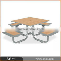 Library Table and Chair