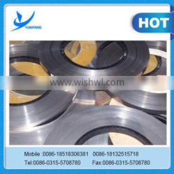 China steel strapping/spring steel strap