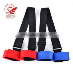 New Design Hook Loop Shoulder Ski Strap Hockey Stick Carrier
