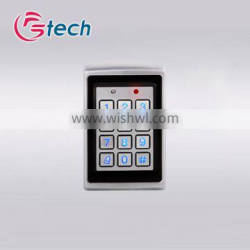 Single door access controller with 500 users metal access controller