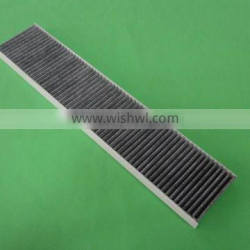 CHINA WENZHOU FACTORY SUPPLY ACTIVATED CARBON CAR CABIN FILTER CUK5480/7M3819644/7M0091800/1054468/1491752