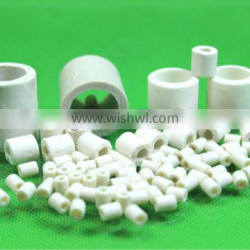 high quality Ceramic Raschig ring Tower PackingCeramic media from 6mm to100mm with 30years professional manufacturing experience