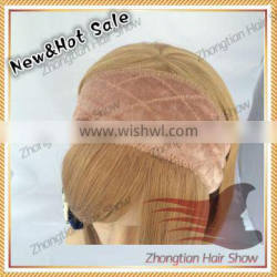 Jewish Kosher Wig Lace Front Wig Grips