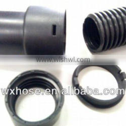 bayonet connection for the vacuum cleaner