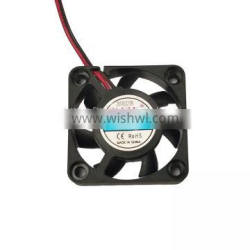 Mini fan small brushless axial computer pc case cooling fan