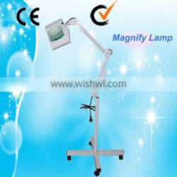 Salon beauty equipment Guangzhou auro portable cool light manify lamp with CE certification