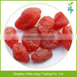 Dried fruits dried strawberry