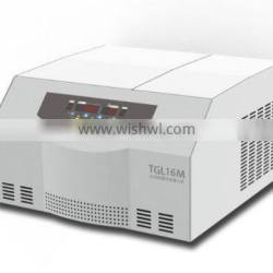 Bench High Speed Refrigerated Centrifuge with 17800xg RCF