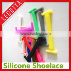 Eco-friendly silicone factory price cheap wholesale pop shoe lace holder