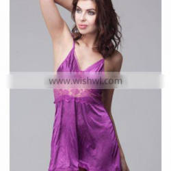 BeautIful Babydoll Dress With G-String