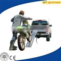 Durable and Cheap Aluminum CE Motorcycle Ramp Wholesale