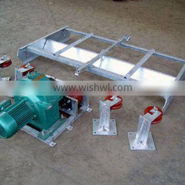 TAIYU Chicken Poultry Manure Cleaning Equipment