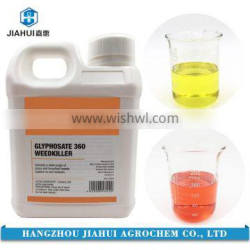 Agrochemicals Classification Herbicide Glyphosate Manufacturers