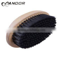 wholesale 100% boar bristle hair beard brushes shaving brush beard brush