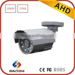 AHD camera 1080P Support Mobile Phone Client Online and Remote Monitering