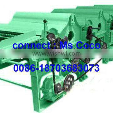 Two/Three /four/five rollers clothes Textile Tearing Machine/cotton/textile waste tearing machine/0086-18703683073