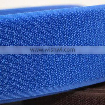 Elastic Nylon Self stick Non brushed loop for cloth