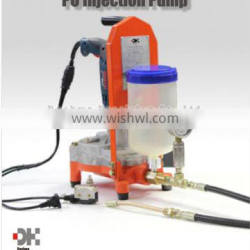 the best Injection Pump for polyurethane epoxy resin