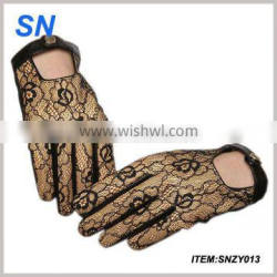 SN most beautiful sexy lace gloves for women