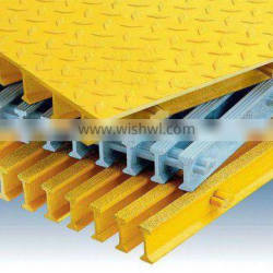FRP/GRP grating pultruded grating 40x40mm