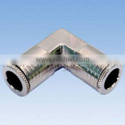 stainless steel elbow pipe connector