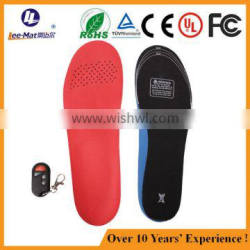 Winter boot's partner Rechargeable heated insoles Thermal insole High quality foot warmer