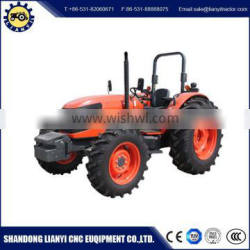 Agricultural best price 80 hp Tractor high power for sale
