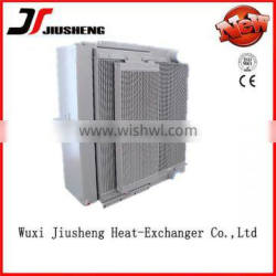 China Manufacture Air Cooled Plate and Bar heat recovery systems radiator with lager heat transfer surface