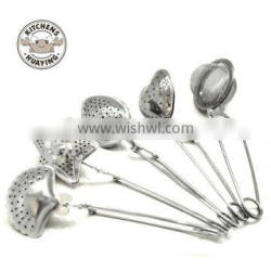 Different Model New Product Stainless Steel Tea Strainer