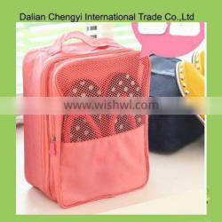 Hot sale tactical qualified polyester shose storage case