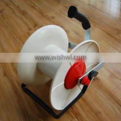 removable electric fencing reel to wrap the polywire