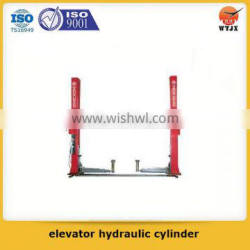 Quality assured piston type elevator hydraulic cylinder for sale