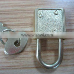 Zinc alloy padlock with high quality from china factory