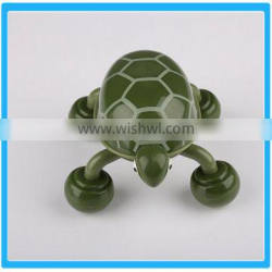 2016 Hot Selling Turtle Massager Turtle Shaped Massager Tools Plastic Body Massager Turtle Massager