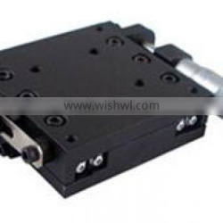 PT-SD105G Precision Crossed-Roller Bearing Manual Linear Stage, 13mm Travel