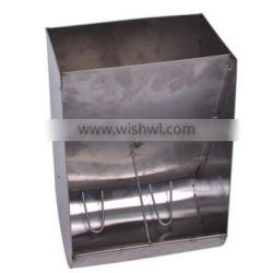 2015Hot Sales New type Stainless Steel Small Dry and Wet Feeder Manufacture