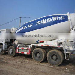 Second hand Chna Howo 14m3 mixer truck used year 2012 Howo 14m3 mixer truck used howo 14m3 mixer truck for sale
