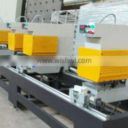 SWFHJ-4500/4/4B UPVC window and door making machine