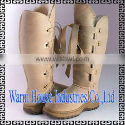 Top quality made in China long boots cheap fur snow boot for women