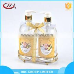 BBC Christmas Gift Sets Suit 001 Skin care natural moisturizing famous brand body wash