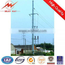 132kv Polygonal Octongal Electric Pole for Transmission