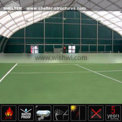 White PVC 30*60m 1800 Square Meter Outdoor Houston Rockets Basketball Sports Event Tent for Different Sports Event For Sale