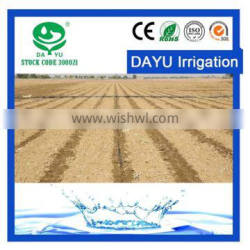 Drip Tape in Irrigation System, Irrigation drip tape