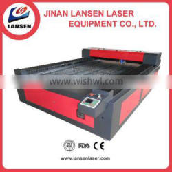 Hot sale CNC laser wood and metal cutting and engraving machine