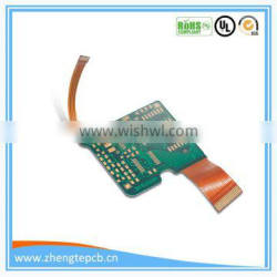 High Level covers copper HASL membrane switch fpc