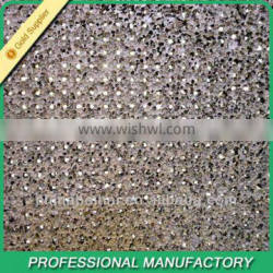 Ventilate and sound absorption material -- Aluminum foam panel with punched holes